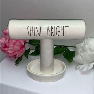 Rae Dunn Shine Bright Jewelry Stand
